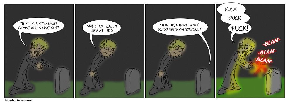 The Graverobber