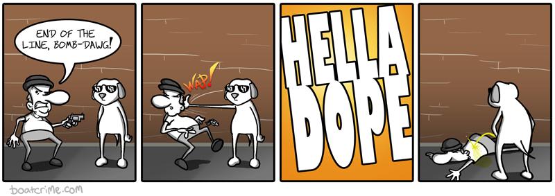 Bomb Dawgs 2