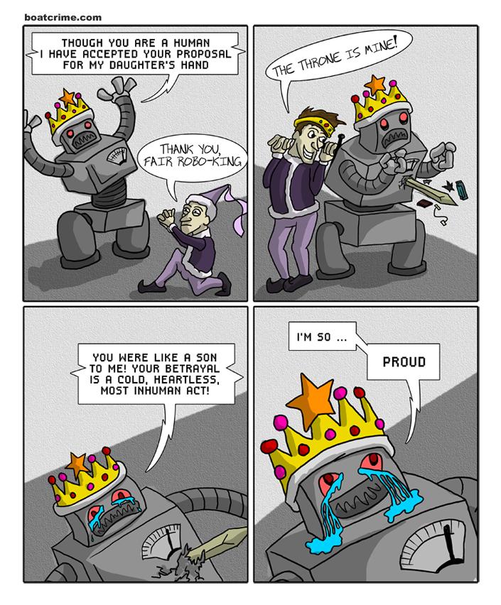 Robo-King